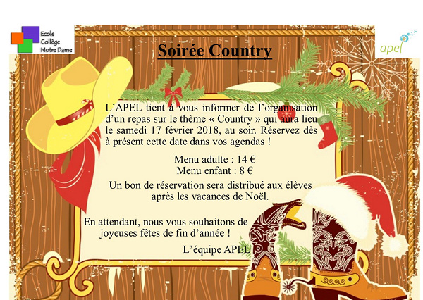 annonce country